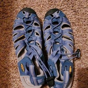 KEEN waterproof sandles